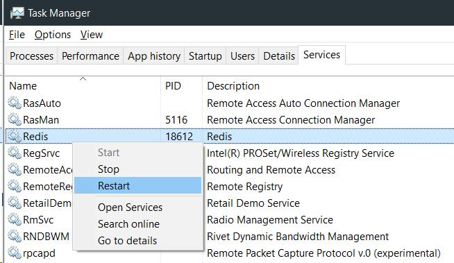 How to set Redis Password in Windows/Ubuntu - Shyam Makwana